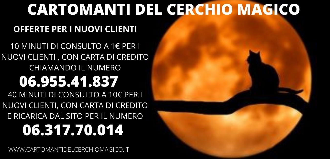 Consulti Cartomanzia Online-Offerta 10 Minuti a 1€
